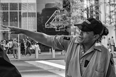 Manhattan, 2018 (Alan Barr) Tags: newyork newyorkcity nyc ny manhattan 2018 street sp streetphotography streetphoto blackandwhite bw blackwhite mono monochrome candid city people panasonic gx85