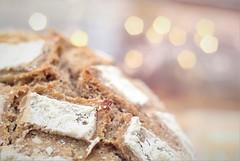 Boulange du WE (*c*j*) Tags: macromondays handmade pain bread