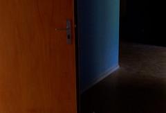 (Ute Kluge) Tags: berlin buch abendoned hospital wall door light