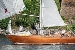 KSSS ÅF Offshore Race (Gotland Runt) 2016, Oxdjupet (Gösta Knochenhauer) Tags: 2016 july panasonic lumix fz1000 dmcfz1000 vaxholm rindö stockholm sverige sweden schweden svezia suecia suède boat sailboat sailing archipelago skärgård ksss åf offshore race nik ksssåfoffshorerace gotlandrunt oxdjupet p9060053nik p9060053 leica lens
