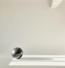 n ball (EmsiProduction) Tags: ball fuji fujifilm black white studio