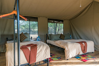 Family Accommodation | Africa Safari Serengeti Central