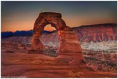 Delicate Arch (norbert.gudzuhn) Tags: moab arches nationalpark usa vereinigtestaaten