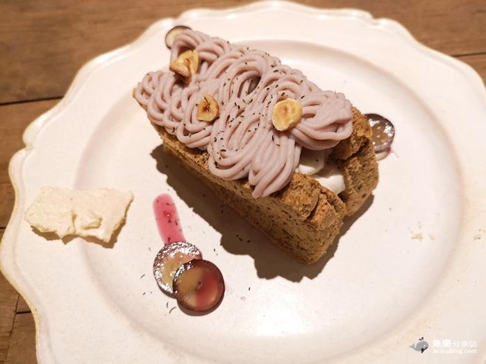 【台北中山】時常在這裡│時常吃菓子屋│超難訂的神祕甜點店 @魚樂分享誌