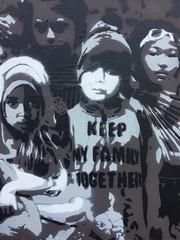No Lost Generation (detail) (svennevenn) Tags: gatekunst bergen streetart stencils afk