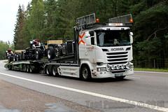 Axess Logistics WGB403 (puolatie95) Tags: scania volvo sweden bulk container transport special tanker hooklift joab svetsab willis swedish rail litra gas knapegårdens åkeri jj akka frakt gasum xr logistik granbackens emtunga sverige mariestad puolatie roadside truckpictures lastbil lastbilsfoto