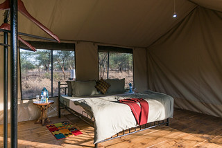 Double Tent | Africa Safari Serengeti Central