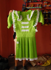 Mazahua Dress Vestido Mexico Textiles (Teyacapan) Tags: mexican clothing ropa dresses mazahua sanfelipesantiago edomex