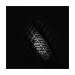 Apparition (Nick green2012) Tags: square blackandwhite architecture minimal london silence