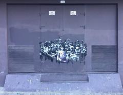 No Lost Generation (svennevenn) Tags: gatekunst bergen streetart stencils afk
