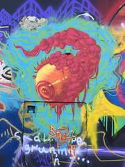 Spizy Spize (svennevenn) Tags: gatekunst bergen streetart graffiti bergengraffiti sentralbadet nøstet spizyspize