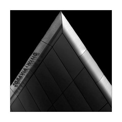 Soravia Wing (Jean-Louis DUMAS) Tags: opera black bw nb white noir blanc architecte architect nuage cloud sky ciel architectural architecture noireblanc photos noretblanc et travel trip abstract abstraction abstrait blackandwhite blackwhite blackwhitephotos noiretblanc noirblanc