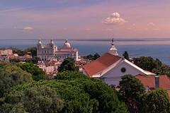 Lissabon (Roman Achrainer) Tags: lissabon tejo santaapolonia achrainer portugal fluss
