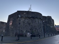 Athlone Castle - County Westmeath -  December 2019 (firehouse.ie) Tags: freestate roi eire history historic countywestmeath westmeath ireland structures structure buildings building castles castle athlonecastle athlonetown athlone