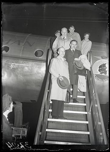 01-07-1948_03784 Beel, Drees en Jonkman