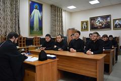 16 декабря 2019, В семинарии началась зимняя сессия