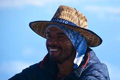 Sourire Cap verdien Fogo _4721 (ichauvel) Tags: portrait homme man sourire smile face visage chapeau hat exterieur outside chadascaldeiras iledefogo fogoisland capvert caboverde voyage travel guidedevolcan volcanpicoafrique africa adulte