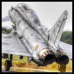Eurofighter Ala11 (2019) (Ismael Jorda) Tags: eurofighter typhoon efa fighter military spanishairforce pilot ala11