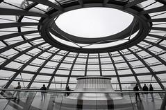 Das Dach der Demokratie (RIch-ART In PIXELS) Tags: berlin deutschland germany reichstag nikon dome architecture city town building buildingstructure