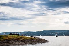 LIndøya (kong niffe) Tags: lindøya oslo oslofjorden islands øytur himmel skyer