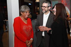 Coalition for Black and Jewish Unity Holiday Party 2019