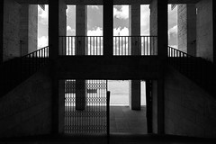 Last Exit (Oliver Zillich) Tags: exit bw berlin art architecture oliverzillich last