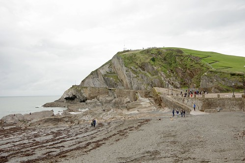 The Beach and Lantern Hill