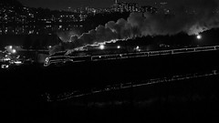 SP 4449 Steam Train Water Reflection Night Shot (844steamtrain) Tags: 844steamtrain prr pennsylvania railroad t1 trust flickr 5550 4444 big steam locomotive fastest up boy 4014 sp 4449 lner flying scotsman mallard america usa 3985 844 most popular views viewed railway train trains trending relevant recommended related shared google youtube facebook galore viral culture science technology history union pacific engine metal machine art video camera photography photo black and white monochrome picture bw blackandwhite best top trump news new sp4449 up4014 perspective reflection water