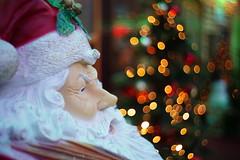 Christmas is near. (look to see) Tags: kerstmischristmasbokehxenonschneiderkreuznach50mmf1 9