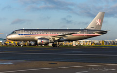 CEF_A319CJ_OKAAA_3085_BRU_DEC2019 (Yannick VP) Tags: military governmental vip vvip dignitary passenger pax transport aircraft airplane aeroplane jet jetliner airliner cef czech airforce 24thaw 241sqn airbus a319 a319cj corporatejetliner bizjet govjet okaaa 3085 airside taxi taxiway twy j brussels airport bru ebbr belgium be eu europe summit headsofstate headsofgovernment aviation photograhpy planespotting airplanespotting december 2019