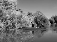 wareham-7040746 (E.........'s Diary) Tags: wareham river frome mono