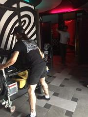 Film Crew at Monster Ronson's Ichiban Karaoke