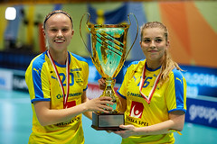2019 WFC - Sweden v Switzerland BILD7398 (IFF_Floorball) Tags: 16moagustafsson 20lisacarlsson floorball iff innebandy internationalfloorballfederation neuchâtel neuenburg salibandy sweden unihockey wfc wfc2019 worldchampion worldfloorballchampionships floorballized wfcneuchâtel wfcneuchâtel2019 women