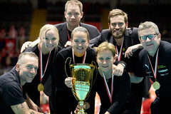 2019 WFC - Sweden v Switzerland BILD7423 (IFF_Floorball) Tags: floorball iff innebandy internationalfloorballfederation neuchâtel neuenburg salibandy sweden unihockey wfc wfc2019 worldchampion worldfloorballchampionships floorballized staff wfcneuchâtel wfcneuchâtel2019 women