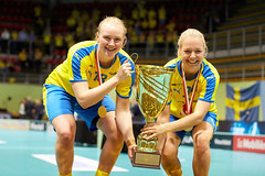 2019 WFC - Sweden v Switzerland BILD7394 (IFF_Floorball) Tags: 18klaramolin 33amandadelgadojohansson floorball iff innebandy internationalfloorballfederation neuchâtel neuenburg salibandy sweden unihockey wfc wfc2019 worldchampion worldfloorballchampionships floorballized wfcneuchâtel wfcneuchâtel2019 women