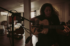 GRACE LEE SESSIONS-14 (mmulliniks) Tags: sony alpha a7 a73 a7iii tamron 2470 28 studio music production grace lee mic microphone keyboard mixing grain analog film vibe