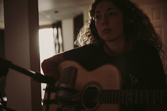 GRACE LEE SESSIONS-12 (mmulliniks) Tags: sony alpha a7 a73 a7iii tamron 2470 28 studio music production grace lee mic microphone keyboard mixing grain analog film vibe