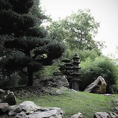 L'art des jardins (Un jour en France) Tags: jardin zen art canoneos6dmarkii canonef1635mmf28liiusm eos carré square