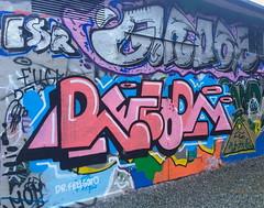 Rothaugen Graffiti December 2019 (svennevenn) Tags: bergen gatekunst streetart graffiti bergengraffiti