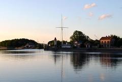 Estuario del Sena (Honfleur) (Heleplatas) Tags: desembocadura sena río puerto normandía normandy paisaje landscape verano