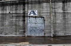 All shades of grey, New Orleans (lotosleo) Tags: neworleans nola la louisiana gate wharf bywater grey a door crossamerica2019 allshadesofgrey