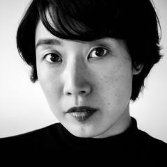 Actress Hiromi Nishii (DanÅke Carlsson) Tags: japan japanese hiromi nishii actress theater artist stage woman bw monochrome