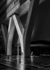 Why, Why (Andrew G Robertson) Tags: hong kong street photography causeway bay architecture shadow