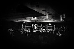 The arena (ConstantinAlin) Tags: charity ireland bw white black game galway hotel box clayton sony hospice boxing tamron a7 28200mm f3856