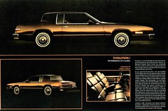 1981 Evolution I by Pierre Cardin (aldenjewell) Tags: 1981 evolution i cadillac eldorado pierre cardin brochure