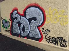 FDP (svennevenn) Tags: bergen gatekunst streetart graffiti bergengraffiti fdp