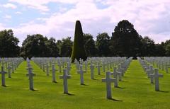 D-Day-CementerioAmericano (Heleplatas) Tags: omahabeach homenaje usa soldados cruces cementery normandía normandy normandíe