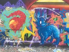 Spizy Spize (svennevenn) Tags: graffiti bergengraffiti gatekunst streetart snetralbadet spizyspize bergen