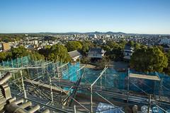 犬山城からの眺望 (retrue) Tags: 日本 愛知県 犬山城