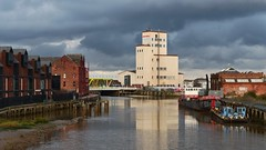 What's in a name? (Rob Oo) Tags: england unitedkingdom ccby40 hull kingstonuponhull uk yorkshire ro016b whatsinaname architecture cityscape urban clouds